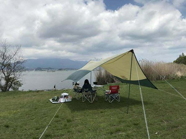 琵琶湖BBQ