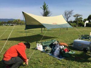 2016年4月30日 琵琶湖BBQ 久しぶりの家族でアウトドア 琵琶湖湖畔にBBQに行ってきました 【詳細ブログ】