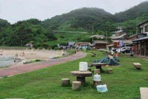 小波キャンプ場