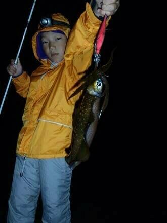 キャンプと釣り