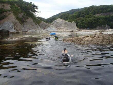 今子浦海水浴場