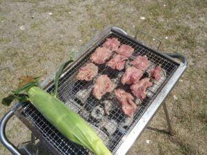 今子浦海水浴場BBQ