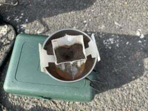 キャンプマグカップ