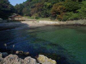 休暇村竹野海岸コウノトリキャンプ場