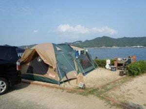休暇村南淡路キャンプ