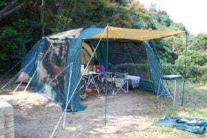 休暇村竹野海岸キャンプ場