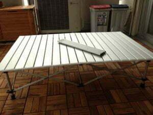 イージーロールテーブル