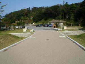 休暇村竹野海岸オートキャンプ場