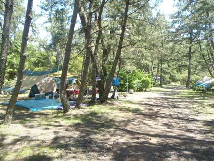 煙樹ヶ浜キャンプ場