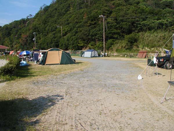 淡路島 伊毘うずしお村オートキャンプ場