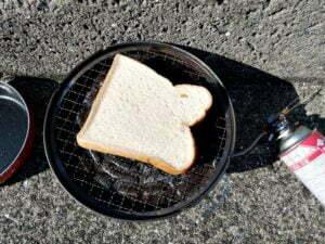 キャンプパン焼き機