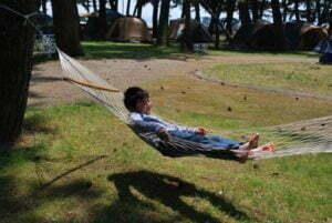 琵琶湖知内浜オートキャンプ場