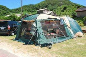 島根小波キャンプ場