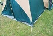 テントの底 湿気対策