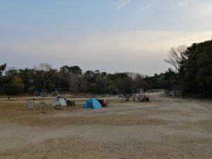 服部緑地公園BBQ2021
