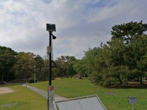 GW2021服部緑地公園のBBQ