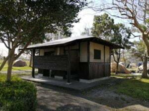 六ツ矢崎浜オートキャンプ場_トイレ